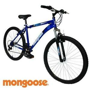 "NEW* MONGOOSE 24"" FRONTIER BIKE - 112659974 - MOUNTAIN MEN'S BOY'S 21 SPEED SUSPENSION BICYCLE"