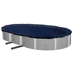 Oval pool cover 16 x 32