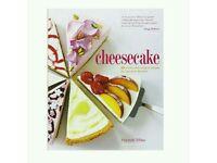 Cheesecake cook book