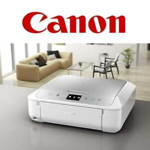 NEW CANON WIRELESS AIO PRINTER MG6822 247488767 PRINT COPY SCAN INKJET ALL IN ONE