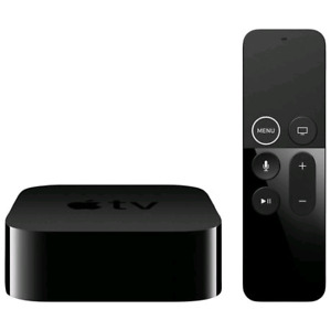 Brand new Apple TV 4K