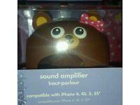Brand new Sound amplifers
