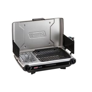 Coleman Perfectflow Grill Stove Reg. $130