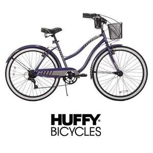 "NEW* HUFFY WOMEN'S NEWPORT CRUISER BIKE BICYCLE 26"" 112899035"