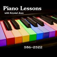 Piano Lessons - Parksville