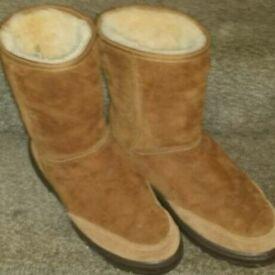 Gents genuine ugg boots