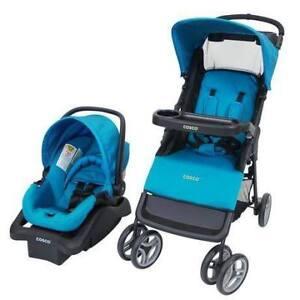 Système de voyage pour bébé Lift & Stroll de Cosco Juvenile
