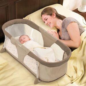 Petit lit pour le cododo