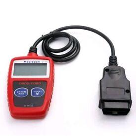 MS309 car diagnostics code reader brandnew
