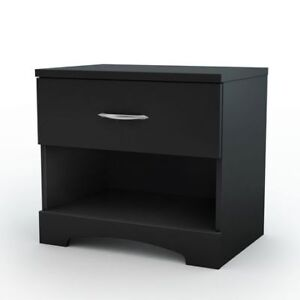 SOUTH SHORE-TABLE DE NUIT/NIGHT STAND TABLE (NEUF/NEW) (C028)