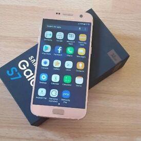 Samsung galaxy pink gold unlocked