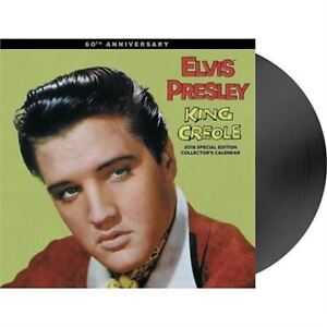 ELVIS PRESLEY COLLECTOR'S CALENDAR