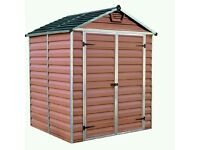 Palram 6x5 Shed Brand New!! Boxed