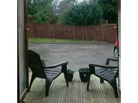 Double room with ensuite available August