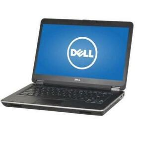 "Dell Latitude E7440 14"" Laptop Intel Core i5 3.3GHz 4th Gen 8GB RAM 128GB SSD Webcam DVDRW Windows 7 Pro COA"