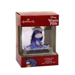 Hallmark Disney~ Winnie The Pooh~Christmas Tree Ornament