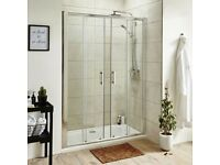 Glass shower screen (new)
