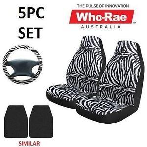 NEW IN BOX 5PC WR ZEBRA LOVE MY CAR KIT $54 TAG PRICE
