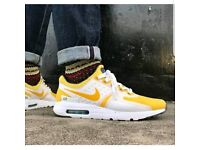 Nike air max tinker sketch yellow
