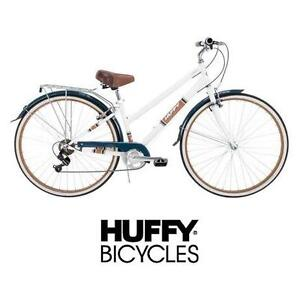 NEW* HUFFY ARLINGTON WOMEN'S BIKE - 114249898 - 700C BICYCLE WHITE