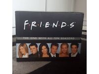 Friends the entire DVD collection