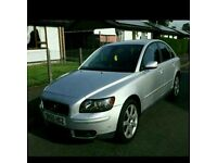 Volvo s40 1.6d new shape v50 same size as audi a4 or bmw 3 series