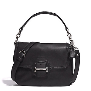 COACH Taylor Flap Crossbody Leather Purse