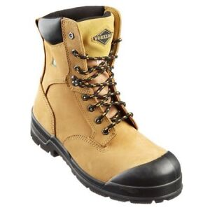 Workload Men's Charger Steel Toe Safety Boots size 10