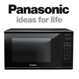 NEW PANASONIC 1.3 CU.FT. MICROWAVE NN-SG626B CTH 188294950 Countertop Microwave Oven
