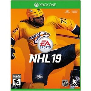 Trade: NHL 19 for Forza Horizon 4 XBOX ONE