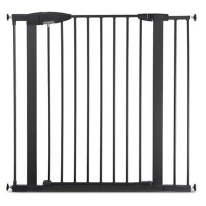 Baby gate - Munchkin Easy-Close Metal Safety Gate, Extra Tall