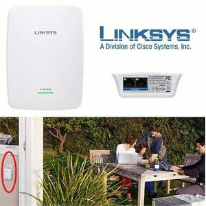 REFURB LINKSYS WI-FI RANGE EXTENDER ELECTRONICS - COMPUTERS ACCESSORIES - NETWORKING PRODUCTS 84295963