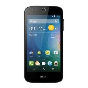 "ACER Z320 4.5"" 8GB DUAL SIM QC ANDROID 5.1"