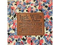 Jack wills floral bag