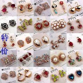 Factory Supply Wholesale Fashion Dangler Eardrop earring jewellry
