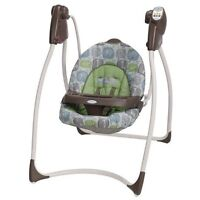 Graco Lovin' Hug Swing Sequoia