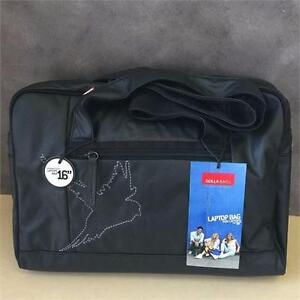 "NEW, Genuine Golla Luna G1281 16"" Laptop Bag (Black)"