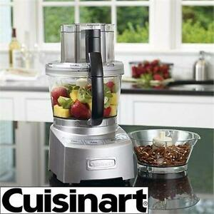 NEW CUISINART 12-CUP FOOD PROCESSOR ELITE COLLECTION - KITCHEN APPLIANCES  83853775