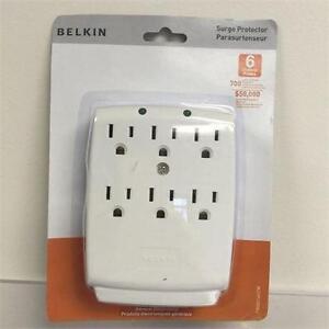 Belkin Surge Protector 6 Outlets