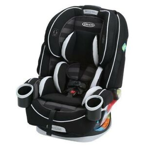 Graco Children 4Ever All-In-One Convertible Car Seat- Rockweave