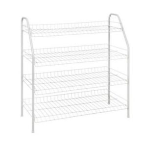 ClosetMaid 4 Tier Shoe Rack