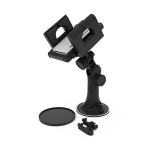 NEW: Hipstreet Universal Car Mount for Dash, Vent & Window