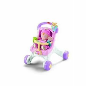 Brand NEW Fisher Price Stroll Along Walker