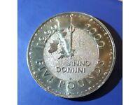 Millennium commemorative coin