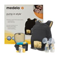 Medela Pump in Style Advanced Breastpump Backpack- with BPA-Free