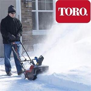 "NEW* TORO ELECTRIC SNOWBLOWER 18"" POWER CURVE SNOW BLOWER SNOW THROWER  83348493"