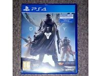 PS4 Destiny CD with free delivery