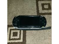 Sony PSP-2001 with many games