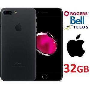 REFURB APPLE IPHONE 7 32GB PHONE - 115997668 - CELL SMART PHONE SMARTPHONE BLACK