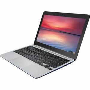Asus Chromebook Silver.